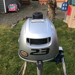 Honda 2.3 Outboard for Sale in North Bend, WA