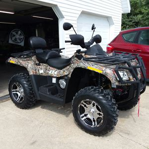 2014 Coleman 800 Trail Tamer 4 x 4 for Sale in Cleveland, OH