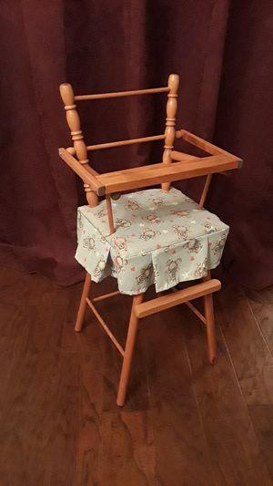 Antique Doll chair for Sale in Dallas, GA