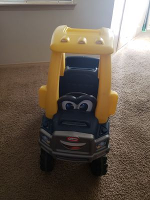 Little tikes tonka truck for Sale in Vancouver, WA