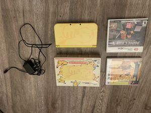 Nintendo 3DS XL Pikachu for Sale in Las Vegas, NV