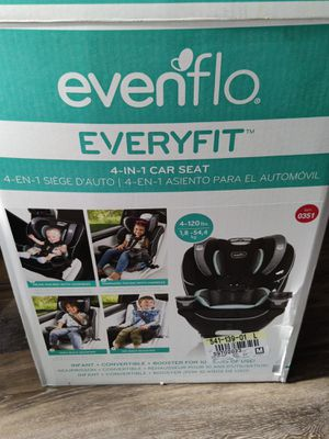 Brand new EvenFlo Everyfit car seat for Sale in Lacey, WA