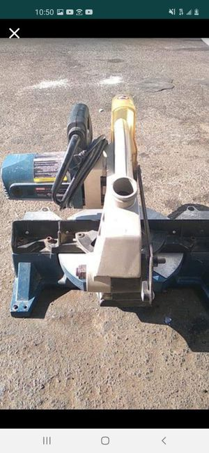 Ryobi miter saw for Sale in Modesto, CA