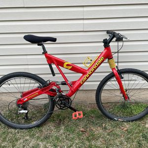 Cannondale Super v800 full suspension bike - sz XL for Sale in Fairfax, VA