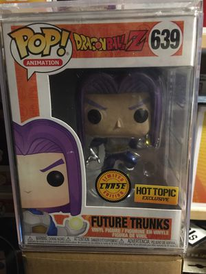 """FUNKO POP DragonballZ Future Trunks """"Chase"""" for Sale in El Cajon, CA"""