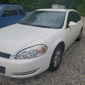 2008 Chevy Impala LT for Sale in Cleveland, OH