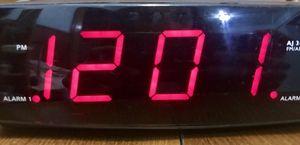 Alarm AMFM Radio Clock for Sale in Pasadena, TX