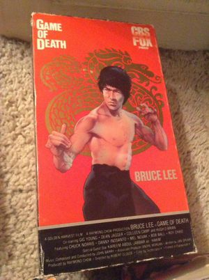 Game of Death [VHS] for Sale in US