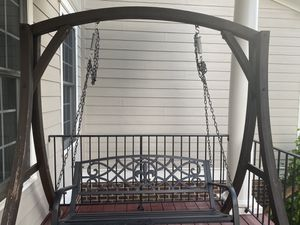 Swing and frame for Sale in Raleigh, NC