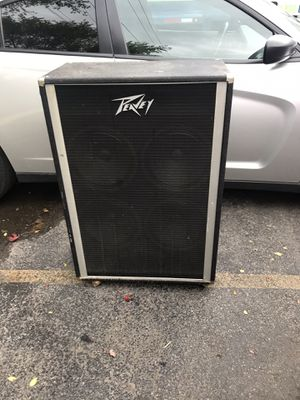 Peavey 412 Speaker Box for Sale in Chicago, IL