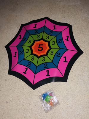 Halloween Spider Web Toss Game for Sale in Norco, CA