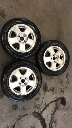 "Honda Del sol rims 14"" 4x100 for Sale in Seattle, WA"