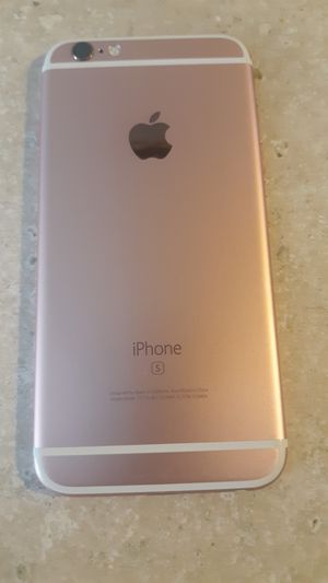 Used apple iphone 16gb unlocked rose gold excellent for Sale in Presto, PA