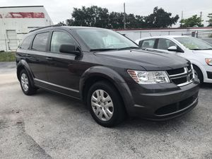 2016 dodge journey for only $500 downpayment out the door!!!! for Sale in Winter Haven, FL