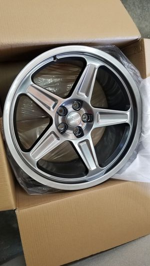 "Dodge 5x115 srt style 20"" new rims set for Sale in Hayward, CA"