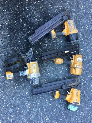 Bostitch nail guns !!! for Sale in Worcester, MA