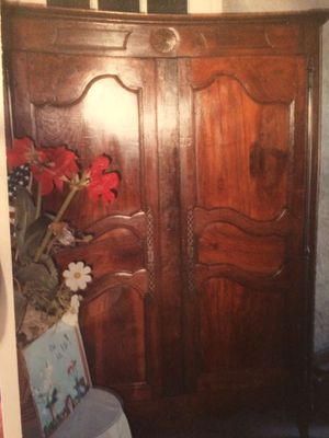 Sale french antique armoire for Sale in Atlanta, GA