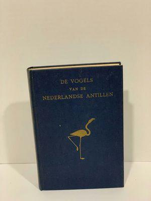 RARE 1955 Dutch Antilles Ornitholigy book for Sale in Houston, TX