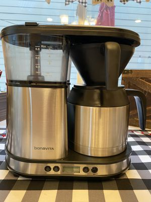 Bonavita coffee maker for Sale in Snoqualmie, WA