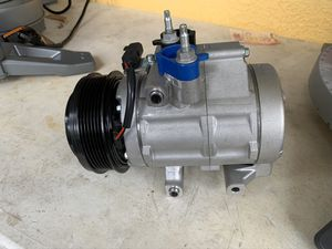 Brand new f-250 air compressor with clutch for Sale in Plant City, FL