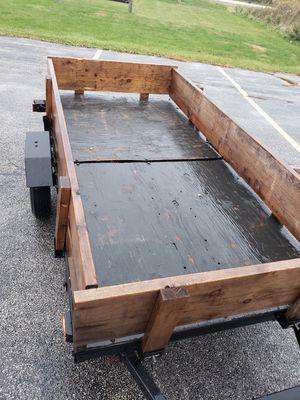 8 x 4 Folding trailer for Sale in Sugar Grove, IL