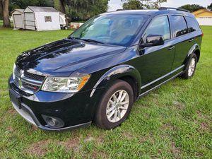 2016 Dodge Journey SXT Auto 120k Miles 3er Seat Road for Sale in Kissimmee, FL