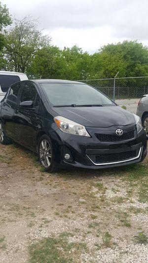 2012 Toyota Yaris for Sale in Schertz, TX