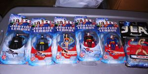 Justice league action figures collection.. $30 takes all ..wont split!! for Sale in Miami, FL