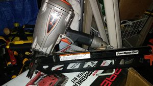 Paslode air framing nailer for Sale in Medford, MA