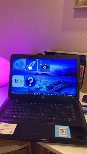 HP 2000 laptop (Great condition!) for Sale in Kenmore, WA