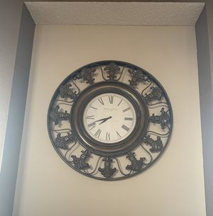 Wall clock for Sale in Otsego, MN