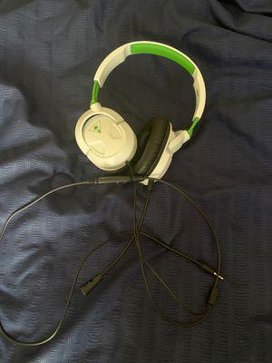 Xbox turtle beach headset for Sale in Glendale, AZ