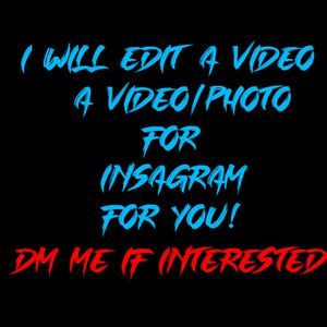 I can edit your photos and videos for Sale in Annandale, VA