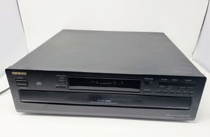Onkyo Compact Disc Multi Player Changer 6 CD Carousel Tray for Sale in Glendale, AZ