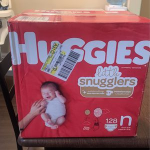 Diapers - Huggies for Sale in Nuevo, CA