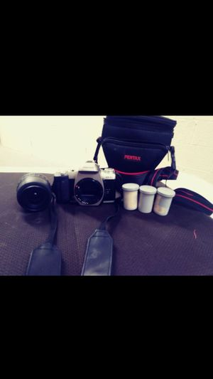 Camera w/case and film for Sale in Salt Lake City, UT