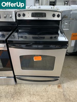 📢📢GE Electric Stove Oven Glass Top Delivery Available #998📢📢 for Sale in Orlando, FL