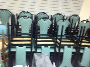 Restaurant / waiting / service chairs for Sale in Caledonia, MI