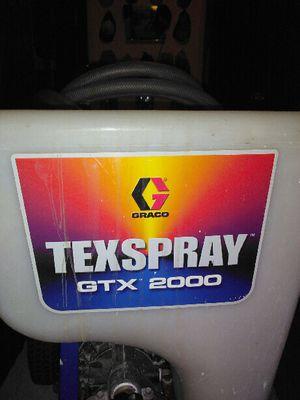 Tex spray gtx 2000 Honda 5.5 horse motor for Sale in Orlando, FL
