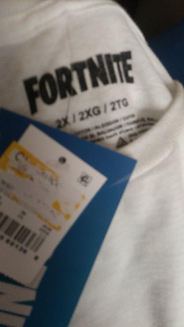 Fortnite shirt