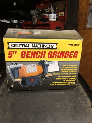 Bench grinder for Sale in Seymour, CT