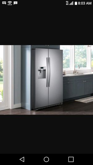 Samsung RS275 side by side refrigerator for Sale in San Francisco, CA