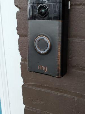 Ring doorbell camera for Sale in Philadelphia, PA