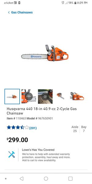 Brand new chainsaw for Sale in Covina, CA