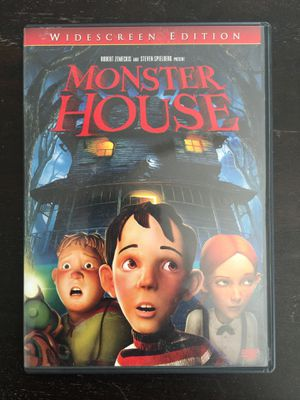 Monster House Widescreen Edition DVD for Sale in Pasadena, CA