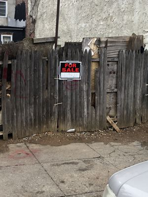 VACANT LOT/LAND FOR SALE NEAR 5TH AND ALLEGHENY IN 19133 for Sale in Philadelphia, PA