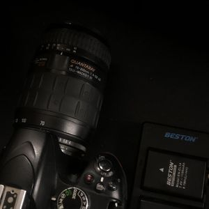 Nikon D3200 W 70-300 Lens for Sale in Brooklyn, NY
