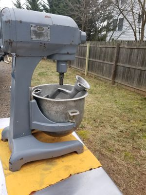 Hobart Mixer with table 12Qtrs for Sale in Gaithersburg, MD