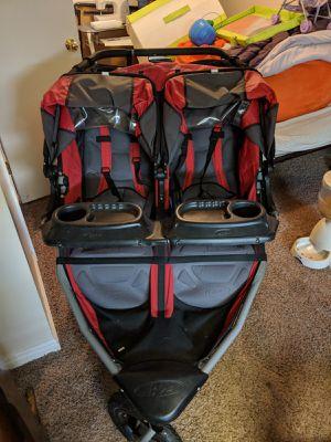 BOB Double Duallie Stroller for Sale in South Jordan, UT
