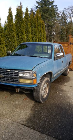 1992 chevy silverado for parts parting for Sale in Bonney Lake, WA